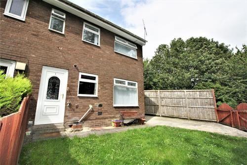 Moorcroft Close, Lemington, Newcastle Upon Tyne NE15