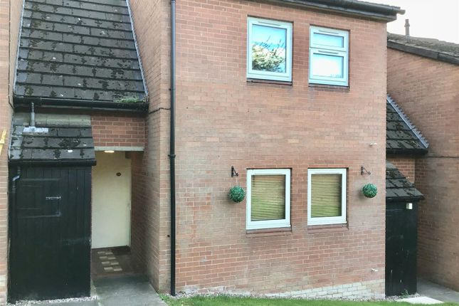 Thumbnail Flat for sale in Benthall View, Madeley, Telford
