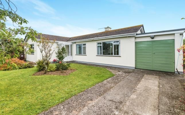 Thumbnail Bungalow for sale in Rosudgeon, Penzance, Cornwall