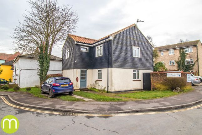Thumbnail Maisonette for sale in High Street, Rowhedge, Colchester