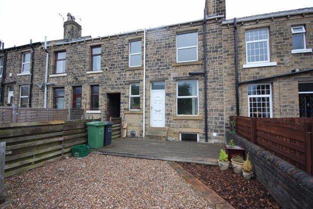 Thumbnail 2 bed terraced house to rent in Belton Street, Huddersfield