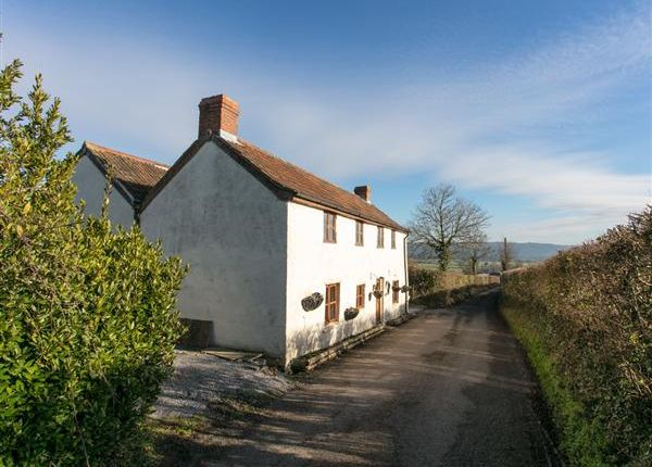 Thumbnail Cottage for sale in Bay Tree Cottage, Weare, Axbridge