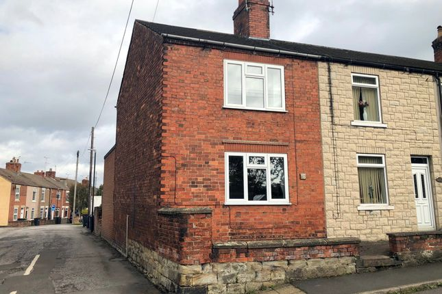 Thumbnail End terrace house to rent in Lowes Hill, Ripley