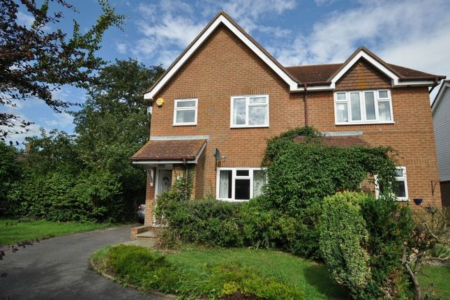 Thumbnail Semi-detached house to rent in Westfields, Pluckley, Ashford