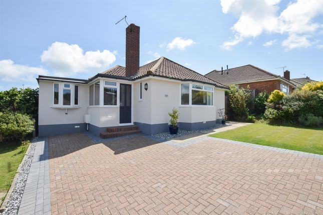Thumbnail Detached bungalow for sale in Blackthorn Way, Fairlight, Hastings