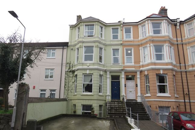 Thumbnail Terraced house for sale in Belmont Place, Stoke, Plymouth