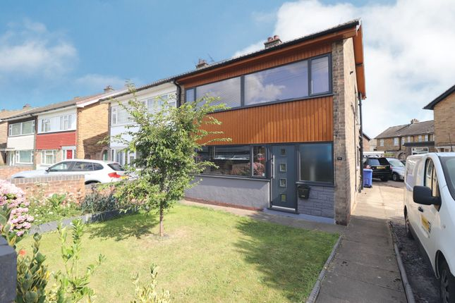 Thumbnail Semi-detached house for sale in Doncaster Road, Kirk Sandall, Doncaster
