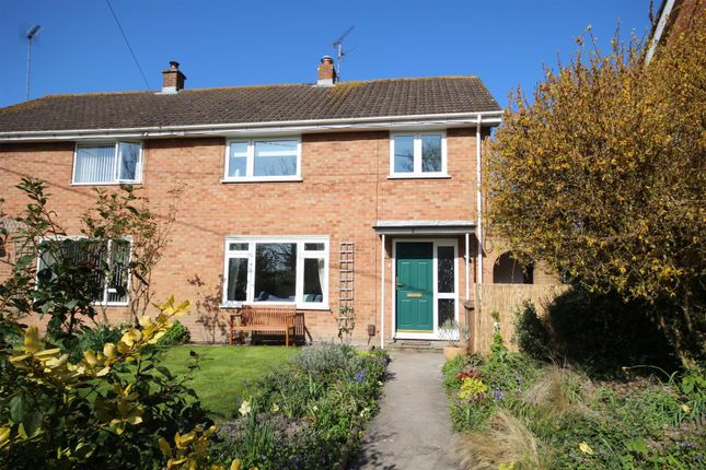 Thumbnail Semi-detached house to rent in Ham Croft, Wantage, Oxfordshire