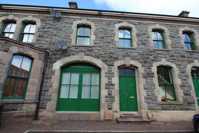 Thumbnail Terraced house for sale in Barn Mills, Carrickfergus