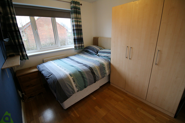 Bedroom Four of Churnet Close, Westhoughton BL5