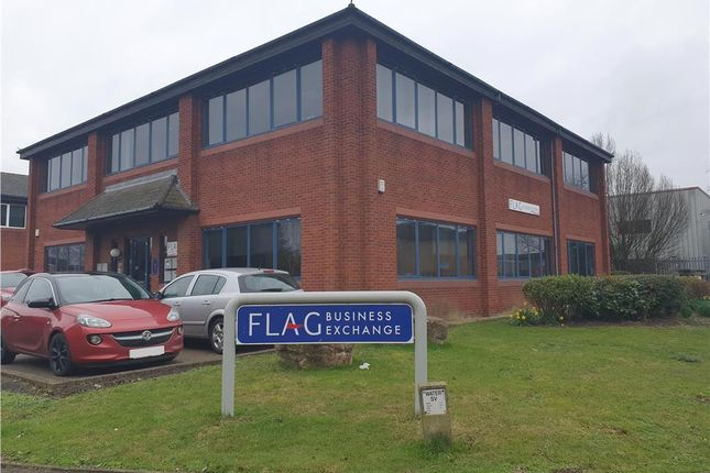 Thumbnail Office to let in Flag Business Centre Flag Business Exchange, Peterborough