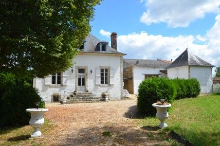 Thumbnail Property for sale in Bussiere-Poitevine, Haute-Vienne, France