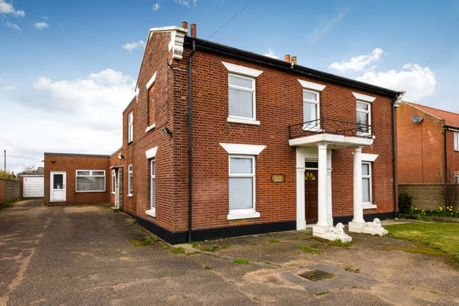 Thumbnail Detached house for sale in Ipswich Road, Long Stratton