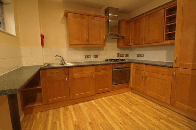 Kitchen of Home Court, London Street, Reading RG1