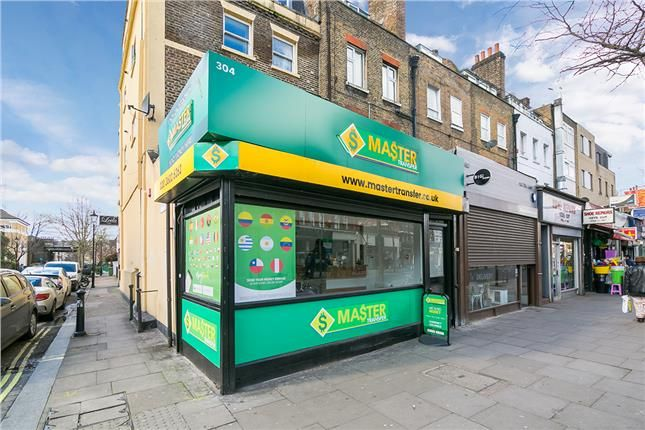 Thumbnail Retail premises for sale in Retail Unit, 304A Walworth Road, London