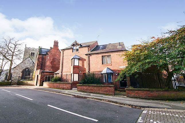 Thumbnail Flat to rent in Bishophill Junior, York