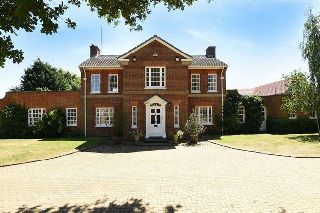 Thumbnail Detached house for sale in Cople Road, Cardington, Bedford