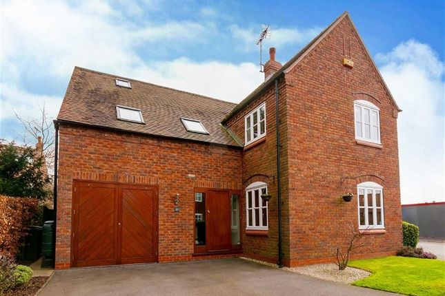 Thumbnail Detached house for sale in Maple Drive, Aston On Trent, Derbyshire