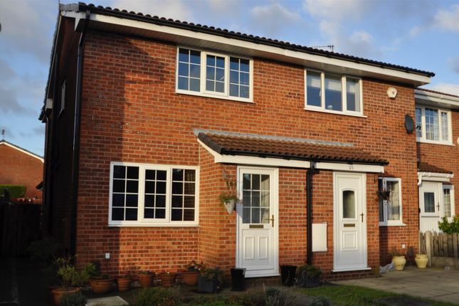 3 bed semi-detached house for sale in Kingfisher Avenue, Audenshaw, Manchester