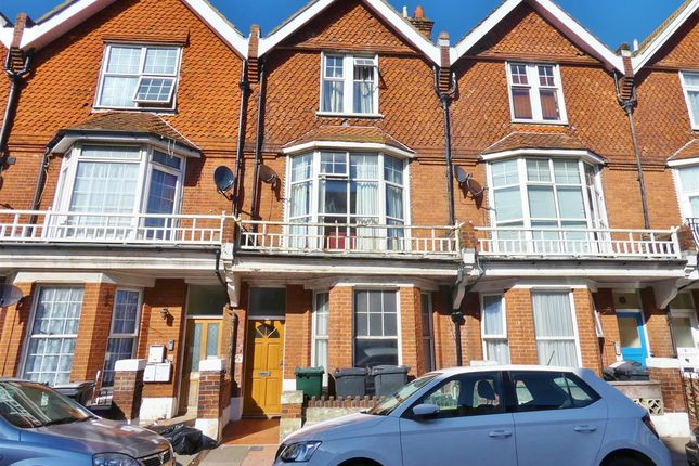 Thumbnail Terraced house for sale in St. Aubyns Road, Eastbourne