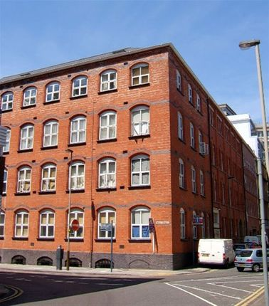 Thumbnail Flat to rent in Duke Street, Leicester