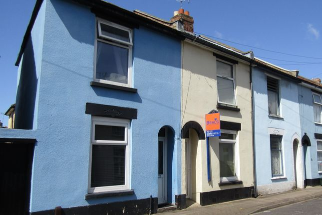 Thumbnail Terraced house to rent in Samuel Road, Portsmouth