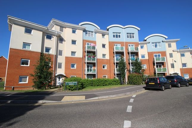 Thumbnail Flat to rent in Crescent Court, Redhill