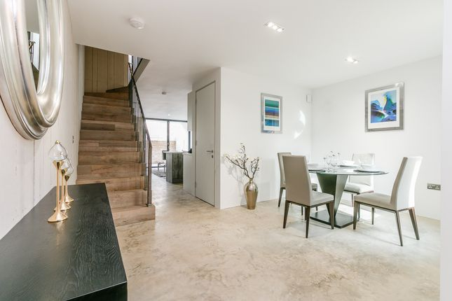Thumbnail End terrace house for sale in Foundry Row, St. Philips Road, Surbiton