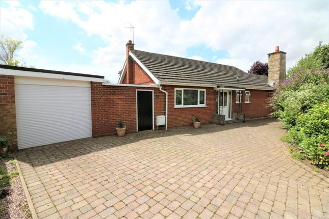 Thumbnail Detached bungalow for sale in Carlton Close, Dereham