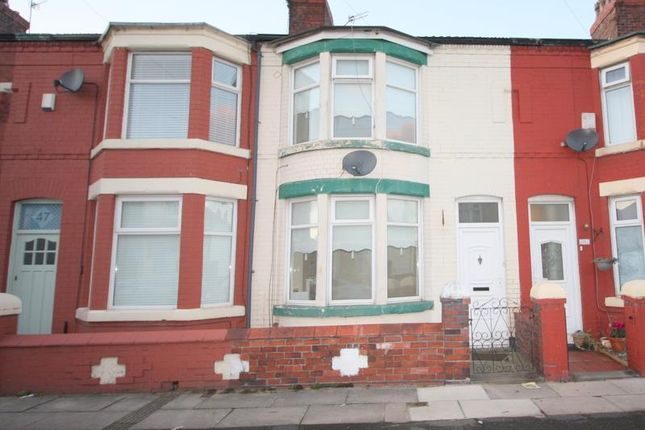 Terraced house in  Royton Road  Waterloo  Liverpool  Liverpool
