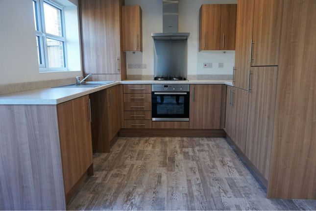 Kitchen/Diner of 5 Downy Close, Cottam, Preston PR4
