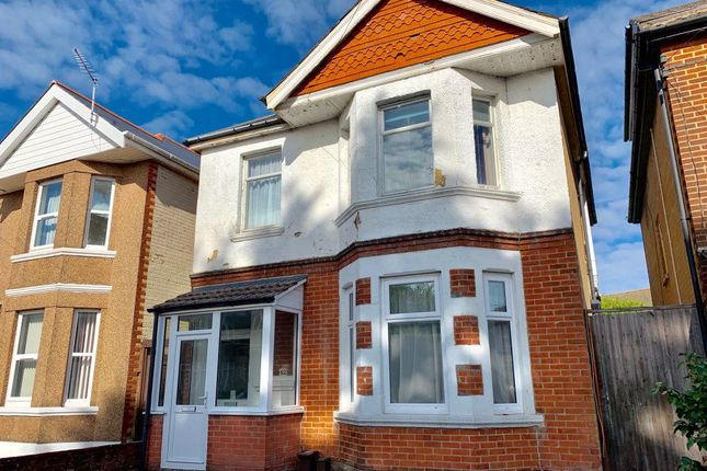 Thumbnail Property to rent in Heathwood Road, Winton, Bournemouth
