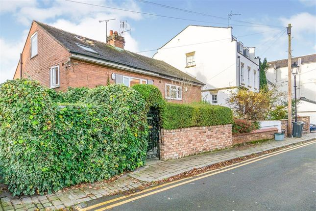 Thumbnail Semi-detached house for sale in Cambrian View, Whipcord Lane, Chester
