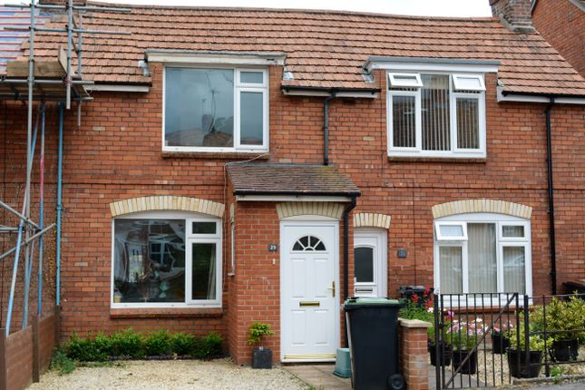 Thumbnail Terraced house to rent in Simons Road, Sherborne