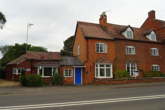 Thumbnail Semi-detached house for sale in Station Road, Salford Priors, Evesham, Warwickshire