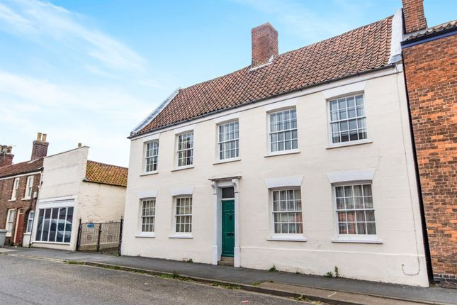 Thumbnail Detached house for sale in High Street, Wainfleet, Skegness