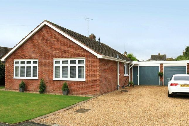 Thumbnail Detached bungalow for sale in 10 Pinewood Close, Bourne, Lincs