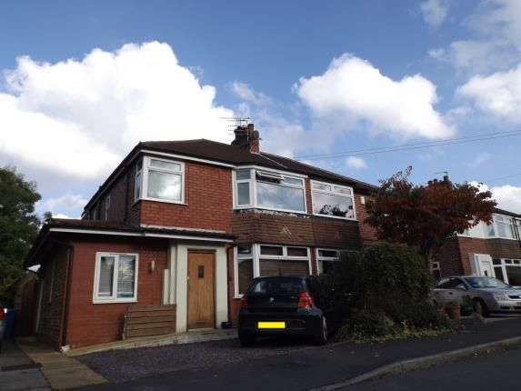 Thumbnail Semi-detached house for sale in Swan Road, Timperley, Altrincham, Greater Manchester