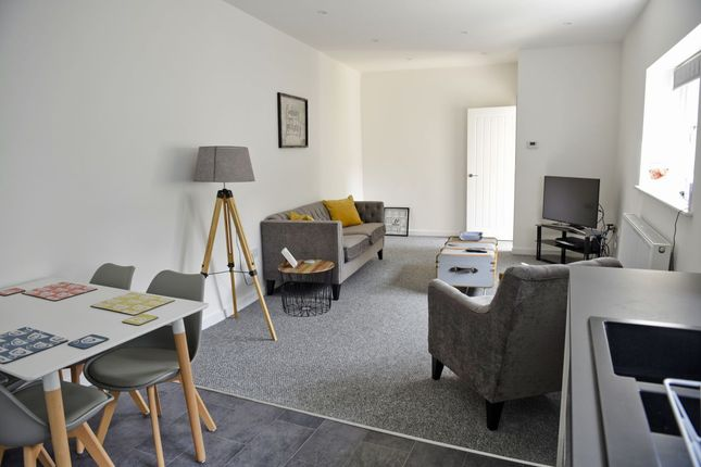 Thumbnail Flat to rent in Fore Street, Ipswich