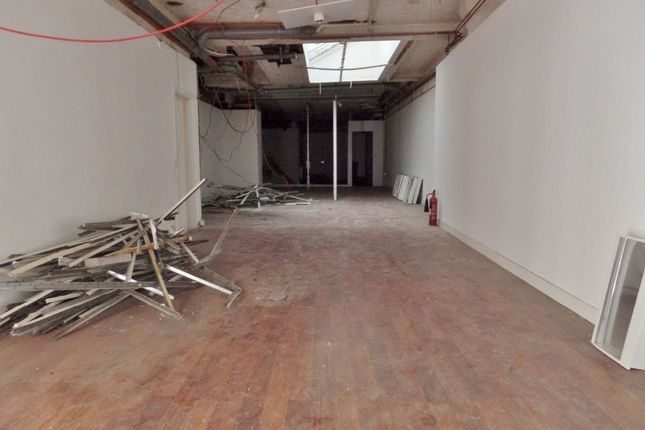 Thumbnail Retail premises to let in Bute Street, Cardiff Bay, Cardiff