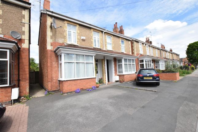 Thumbnail 3 bedroom semi-detached house for sale in Cromwell Road, Cheltenham, Gloucestershire