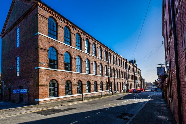 Thumbnail Flat to rent in 6 Rutland Mill, Market Street, Ilkeston
