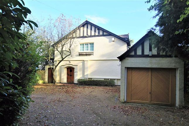 Thumbnail Detached house for sale in Horseshoe Lane, Totteridge Common, London