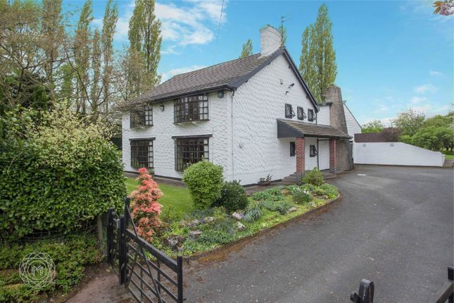 Thumbnail Detached house for sale in Sandy Brow Lane, Croft, Warrington