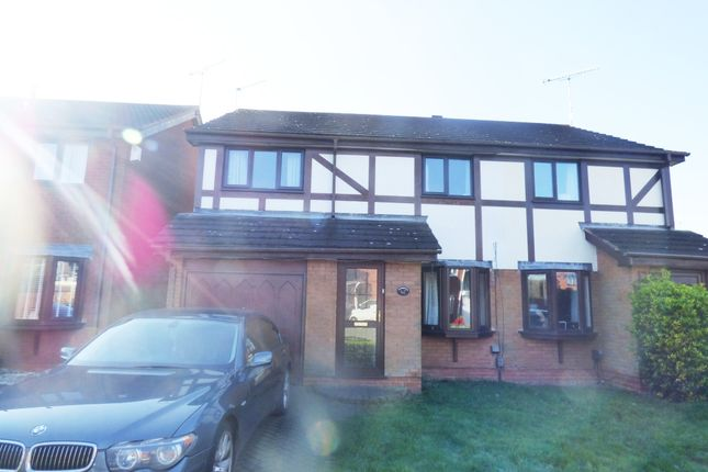 3 bed semi-detached house for sale in Madeira Croft, Chapelfields, Coventry