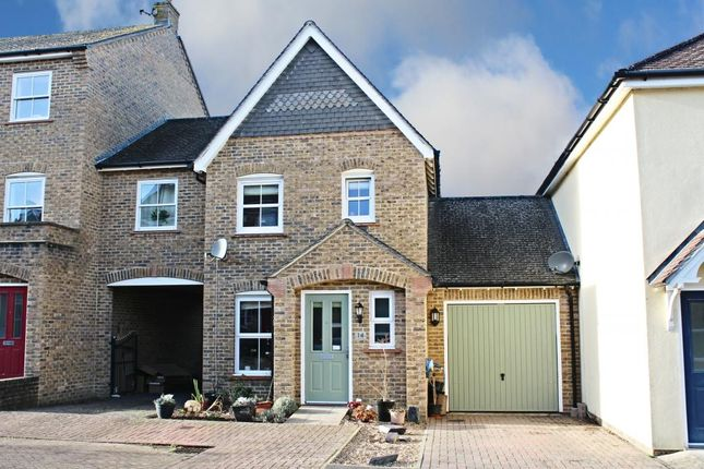 Thumbnail End terrace house for sale in Crofton Square, Sherfield-On-Loddon, Hook