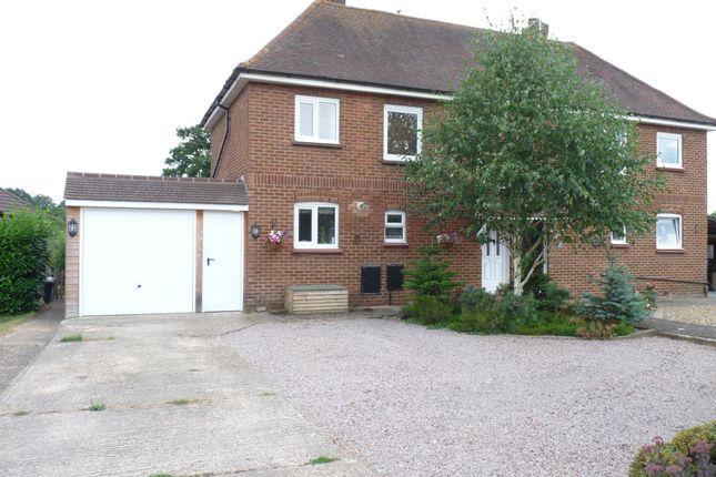 Thumbnail Semi-detached house for sale in Church Street, Edenbridge