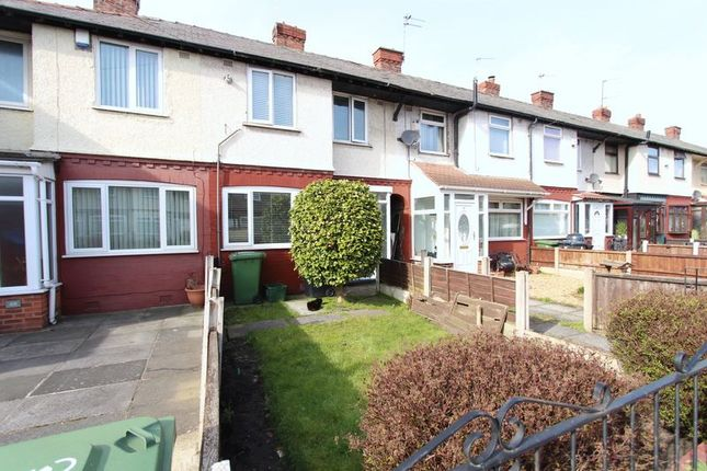 Thumbnail Terraced house for sale in Muspratt Road, Seaforth, Liverpool