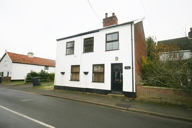 Thumbnail Detached house for sale in Garboldisham Road, East Harling, Norwich