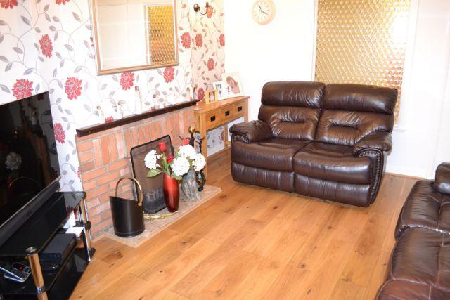 Lounge of Brookfield Road, Kingsley, Northampton NN2